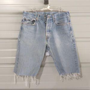 Vintage 501 Levi's Denim Shorts